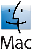 Mac Finder Logo